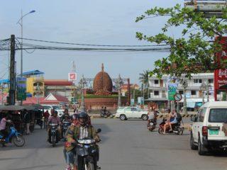 Экскурсия с Фукуока в Камбоджу