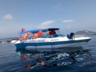 аренда скоростных лодок на Фукуоке
