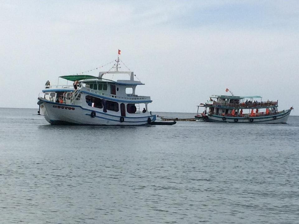 Экскурсия к южным островам
