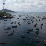 Cable car transfer and trip on Phu Quoc