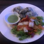 Вкусная еда на острвое Фукуок