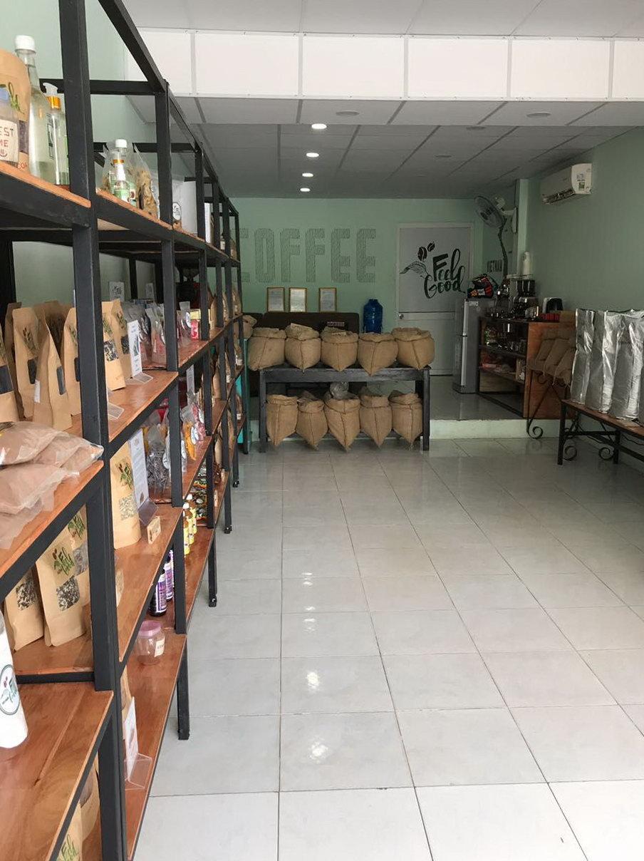 что привезти с острова Фукуок во Вьетнаме - кофе и чай