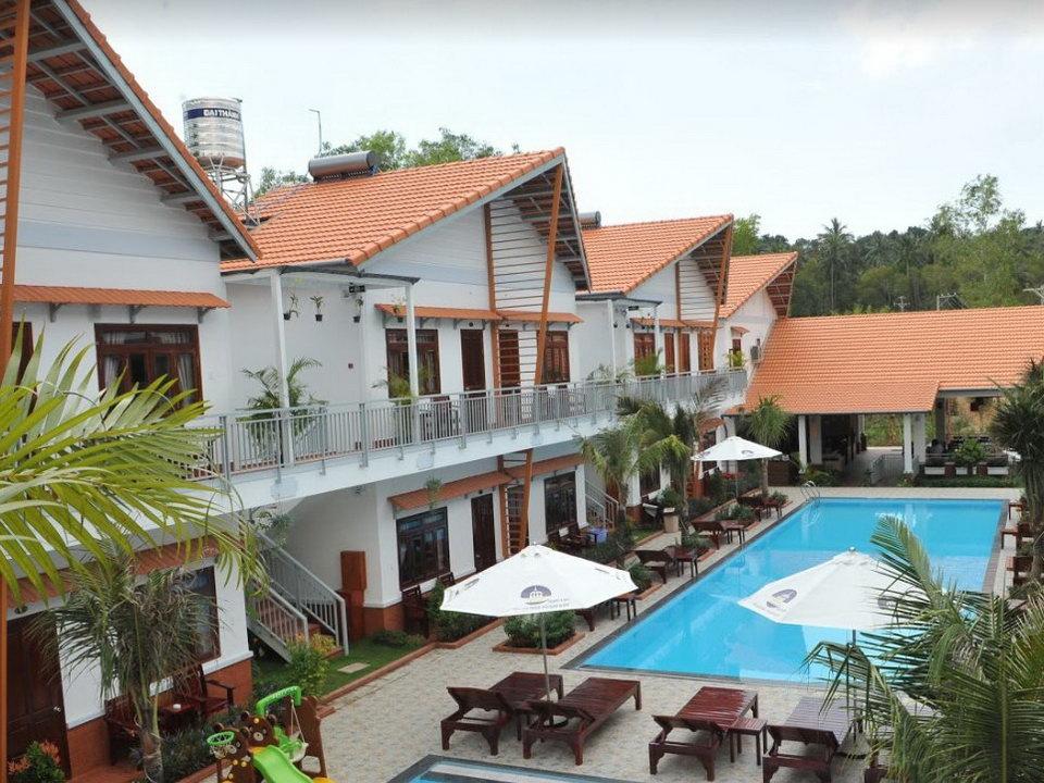 Отзывы об отеле Camellia resort&spa
