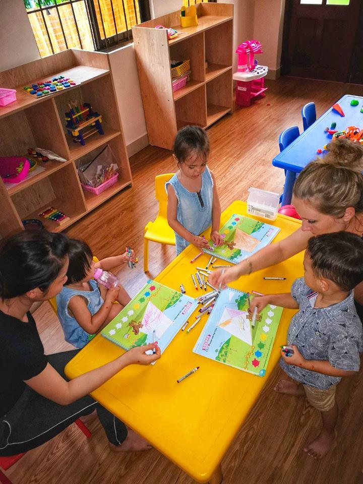 детский сад на фукоке во вьетанме