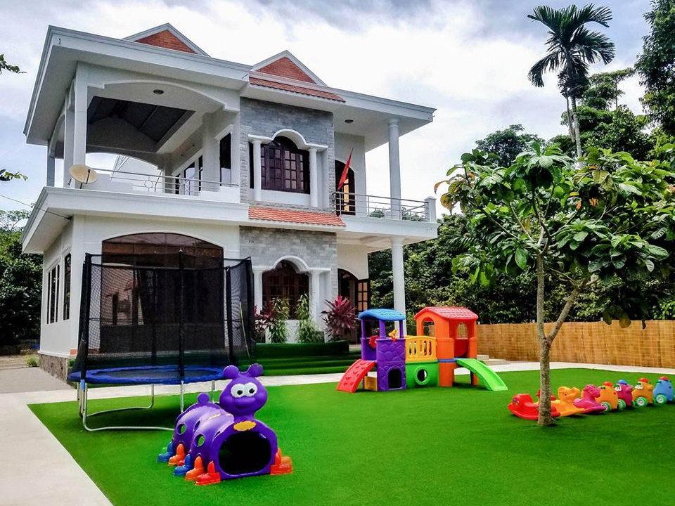 открытие первого детского сада на Фукоке