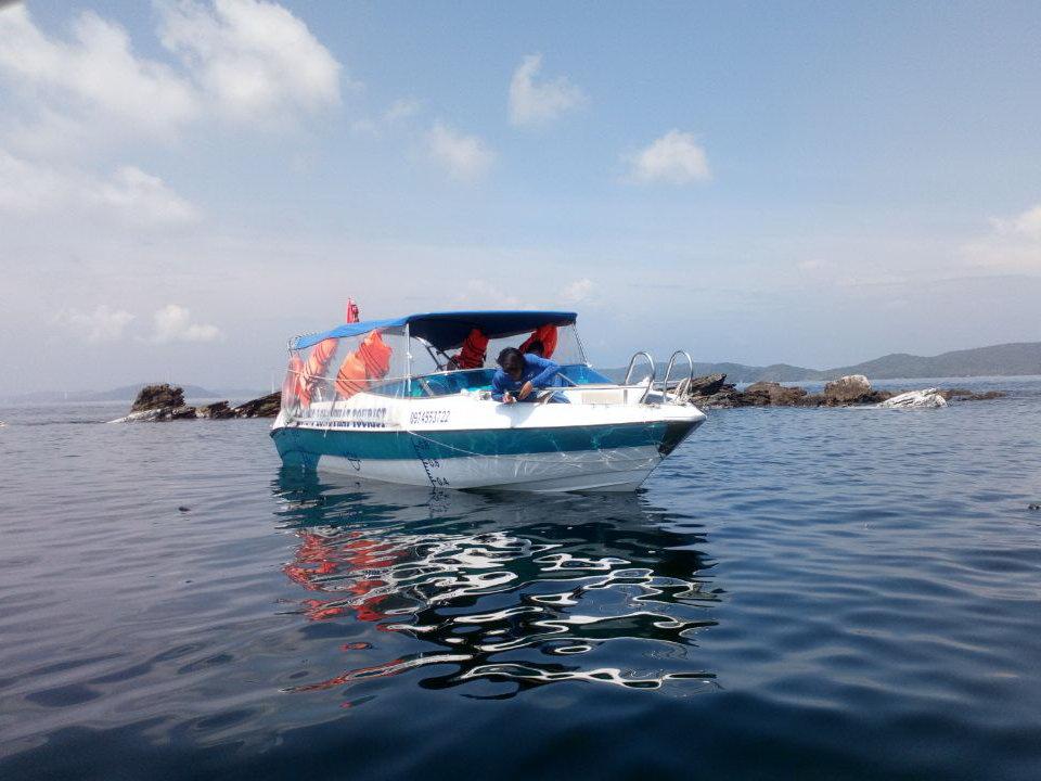 морские прогулки на Фукуоке