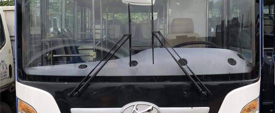 Общественный транспорт на острове Фукуок автобусы