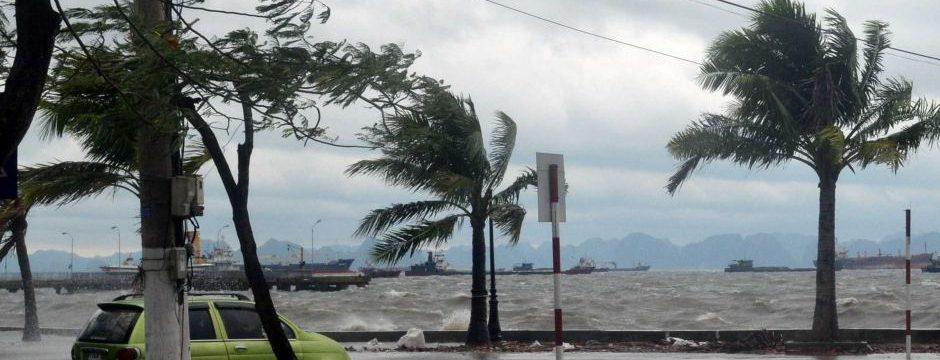 Тайфун во Вьетнаме