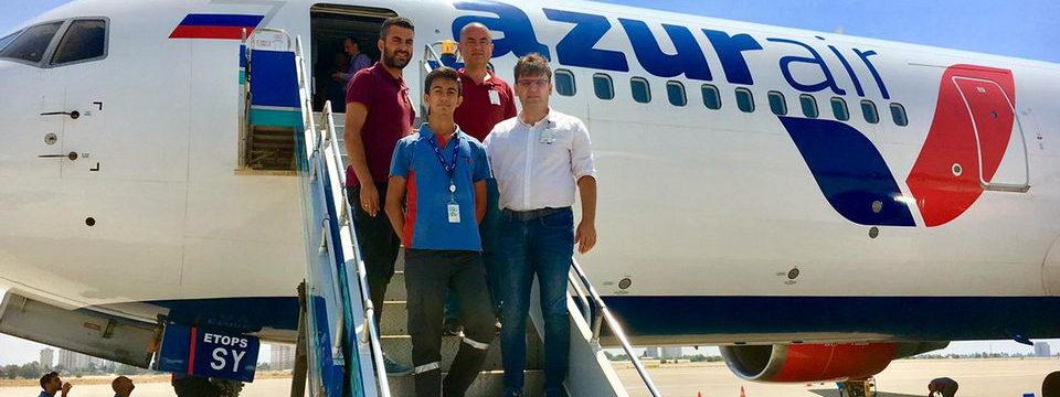 Прямой перелет из Москвы на Фукуок с Азур Эир
