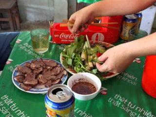 Экзотическая еда во Вьетнаме