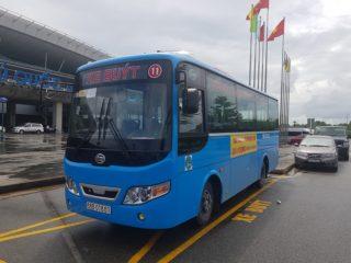 Автобусы на острове Фукуок Вьетанм